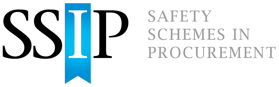 SSIP_Safety_Schemes_in_Procurement